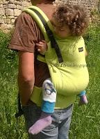 babycarrier isara toddler anis ssc fullbuckle préformé portage babywearing écharpe colimaçon & cie