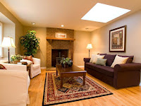 Warm Modern Living Room Colors