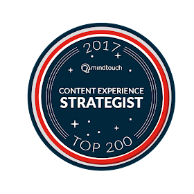 2017 – Top 200 Content Experience Strategists