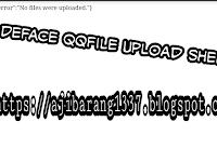 Deface qqfile upload shell | Ajibarang1337