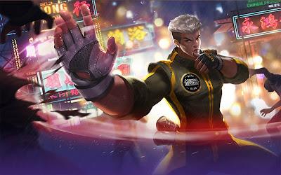 Mobile Legends Fighter Chou