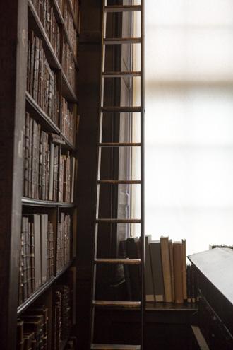 long room trinity college library ireland dublin
