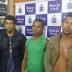 Trio suspeito de arrombar escolas é preso em Amargosa