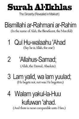 3 Kisah Tentang Hikmah Membaca Surah Al Ikhlas Selepas Solat