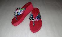 Sandal Spon Japit KW Super Tasik