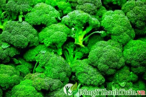 Để phục hồi chức năng gan nên ăn bông cải xanh
