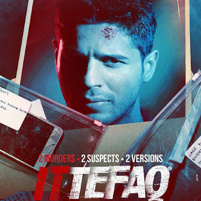 Ittefaq Movie Sidharth Malhotra HD Wallpaper