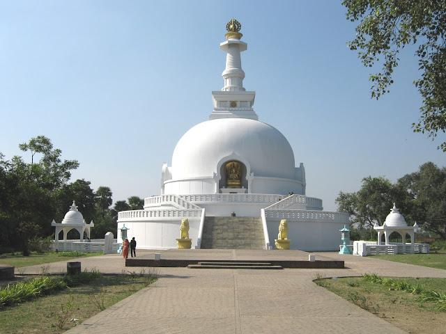 Vaishali - Buddhist Pilgrimage in India