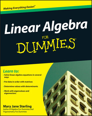 Pdf Gratis eBook | Linear Algebra for Dummies pdf