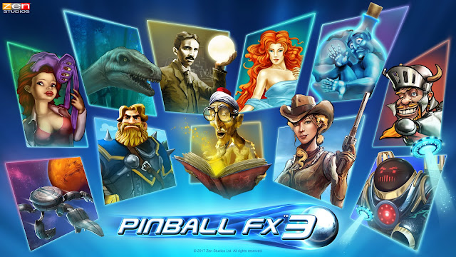Pinball FX3-PLAZA