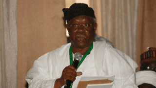 PDP Chieftain, Bode George Condemns Calls For Muhammadu Buhari's Resignation