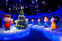 2018 Gaylord Opryland Hotel Christmas Ice