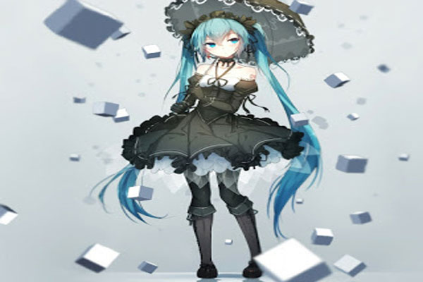 Mistress Hatsune Miku Wallpaper Engine