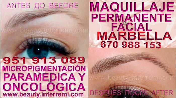 micropigmentyación Granada clínica estetica propone los mejor precio para micropigmentyación, maquillaje permanente de cejas en Granada y marbella