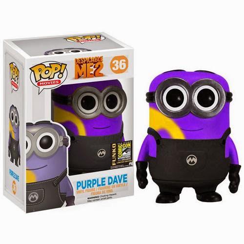 The Blot Says Sdcc 14 Exclusive Despicable Me 2 Purple
