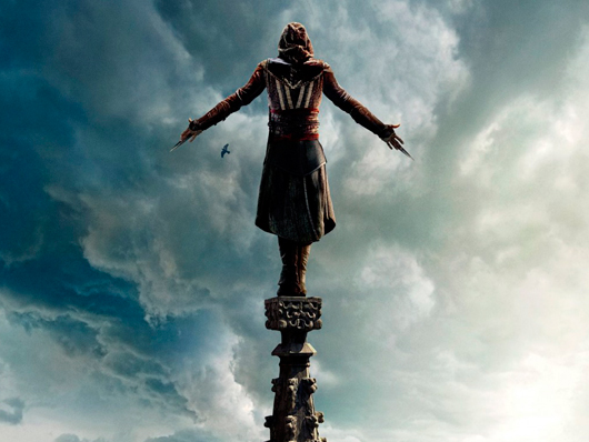 Nuevo póster de 'Assassin's Creed' con Michael Fassbender