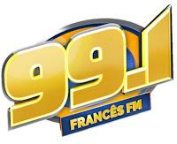 Rádio Francês FM 99.1 de Maceió AL