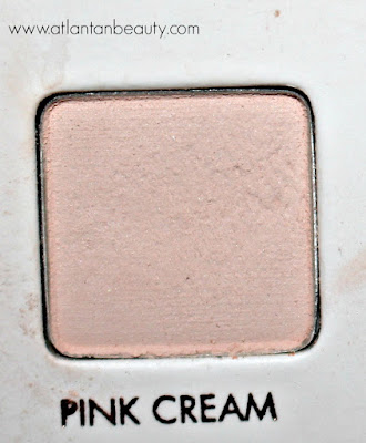 Pink Cream from Lorac's Mega Pro 3 Palette