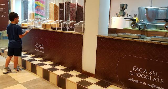 reino do chocolate da Caracol em Gramado Serra gaúcha