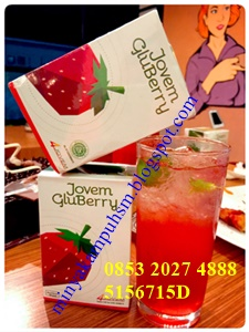 jovem guberry untuk cegah osteoporosis
