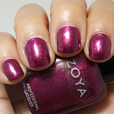 Zoya Urban Grunge Metallic Holos - Britta | Kat Stays Polished