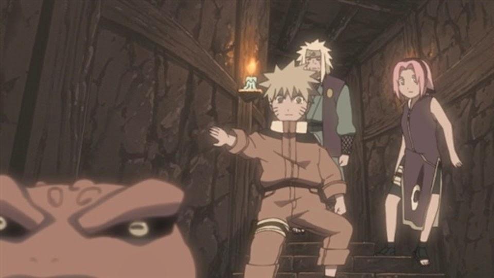 En busca de Orochimaru