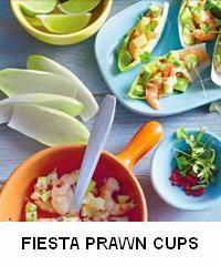 Fiesta Prawn Cups