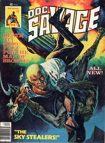 5ce0d036 Marvel University: Marvel Collectors' Item Classics #41 : Doc Savage ...