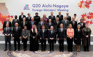 G20 Foreign Ministers Meet