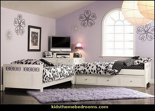 Bedroom Ideas For Two Sisters