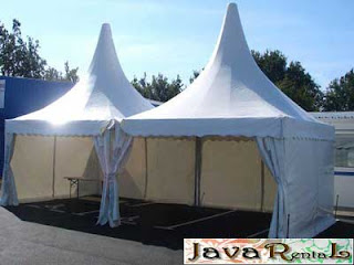 Sewa Tenda Kerucut - Rental Tenda Kerucut Pesta