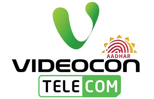 How to Link Aadhaar Card with Videocon Mobile Number