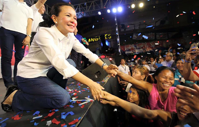 Supreme Court declares Grace Poe qualified to run for president