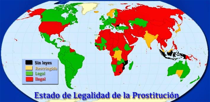 es legal la prostitucion