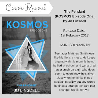 Cover Reveal: KOSMOS Episode 1 - The Pendant
