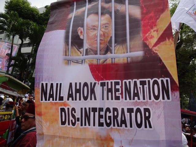 Kalau Ahok Ditahan, FPI: Demo Batal, Diganti Jadi Syukuran : kabar Terbaru Hari Ini