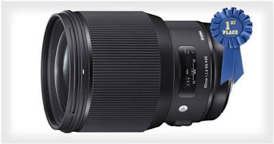 عدسة Sigma 85mm f/1.4 Art تحصل على أكبر درجة على الإطلاق في موقع DxOMark