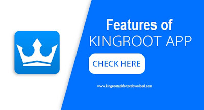 Kingroot features