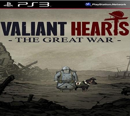 Kết quả hình ảnh cho Valiant Hearts: The Great War cover ps3