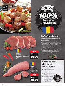 CATALOG KAUFLAND  6 noiembrie 2018 oferta carne de porc
