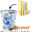 How to recover deleted or lost files from Windows hard drive