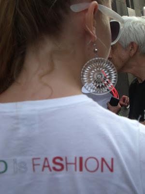 Milan Fashion week 2011: a story