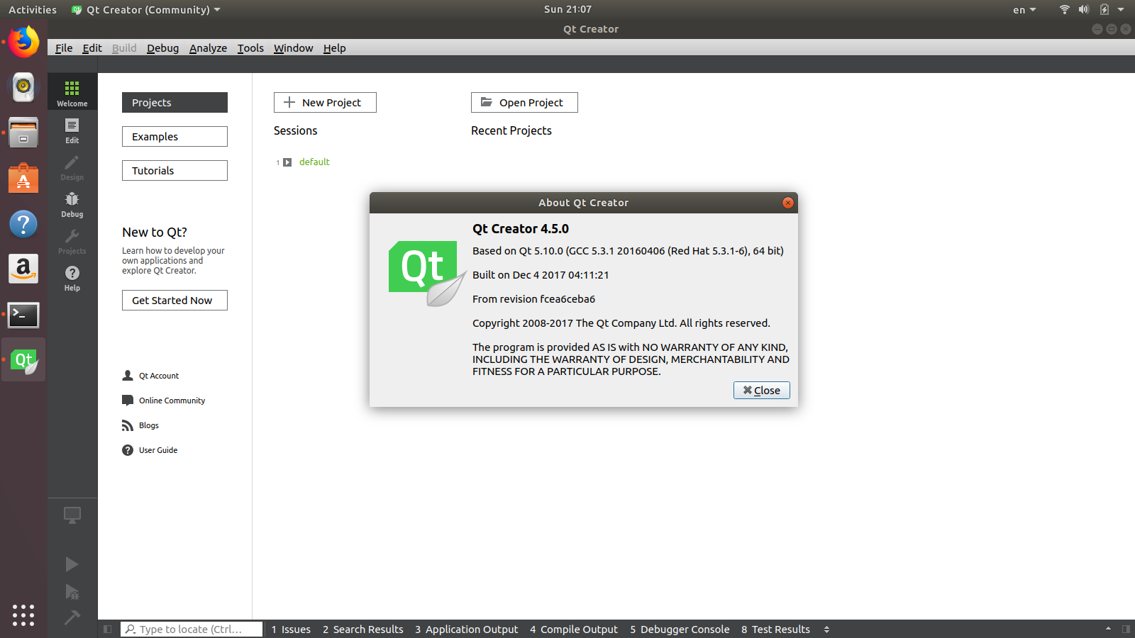 How to install program on Ubuntu: How to install Qt 5 10 0