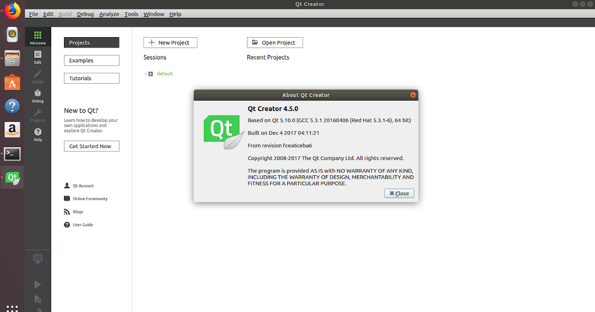 How to install program on Ubuntu: How to install Qt 5 10 0 released