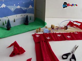 come realizzare una tenda con carta crespa