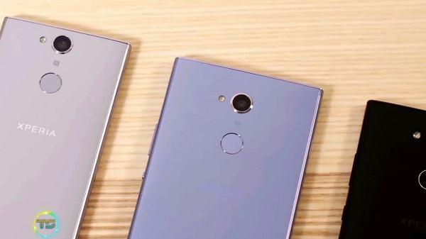 Spesifikasi Dan Harga Handphone Sony Xperia XA3 Terbaru
