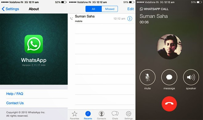 how to get whatsapp on iphone 3g