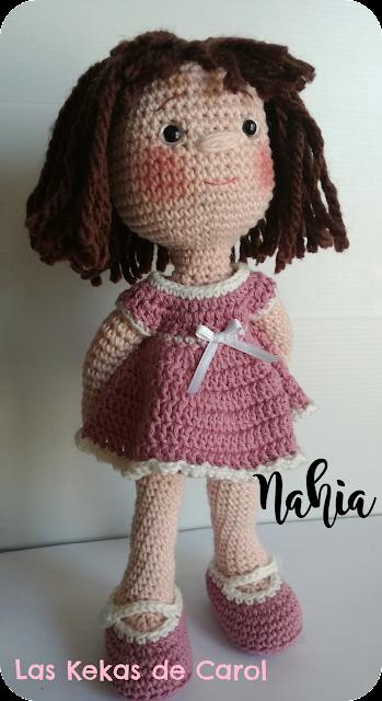 Nahia, Las Kekas de Carol