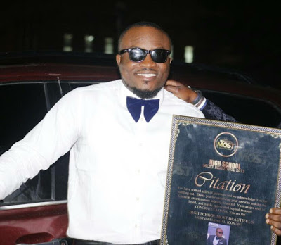 "DKB Awarded ""High School Most Influential Icon 2017""."