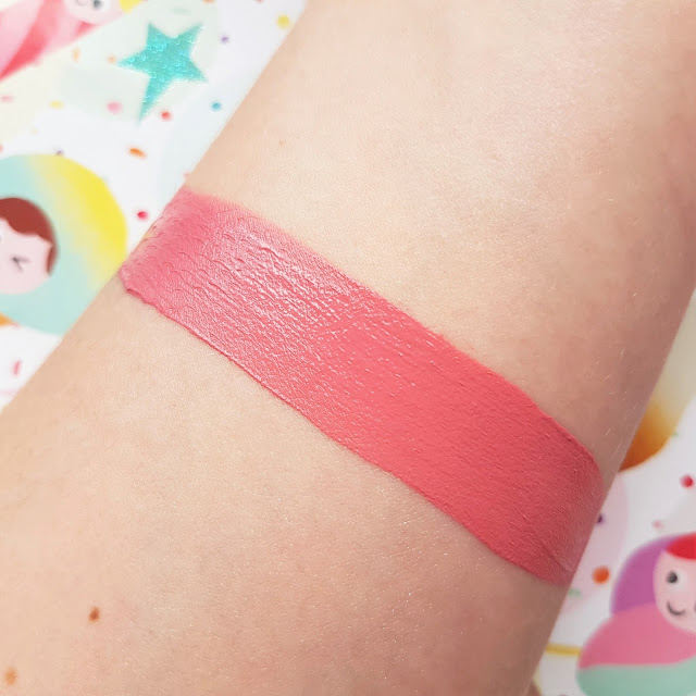 NYX Liquid Suede Cream Lipstick in Tea & Cookies | Review & Swatches